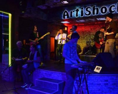 Сегодня в арт -клубе ArtiShock от панка до металла - «Rock on!! fest»