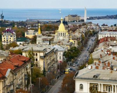 В Севастополе на улице Большая Морская появится два строительных городка