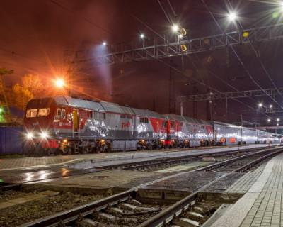 Официальное расписание поездов в Крым