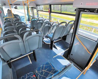 В Севастополе больше не будет автобусов, которые разваливаются на ходу
