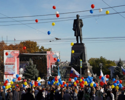 Севастополь готовится отметить День народного единства