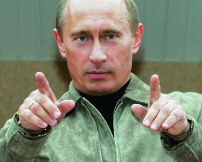 Путин вступился за геев