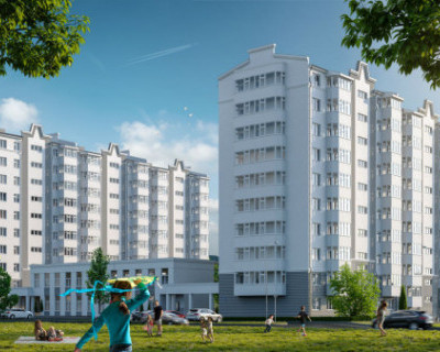 """Квартира от «ИнтерСтрой"""""""