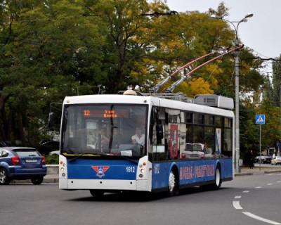 В Севастополе пьяный мужчина набросился на водителя троллейбуса