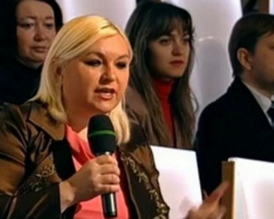 """Жительница Донецка - Ксении Собчак: """"Вы женщина, у которой нет детей и никогда не будет, потому что вы не вынесете это все!"""""""