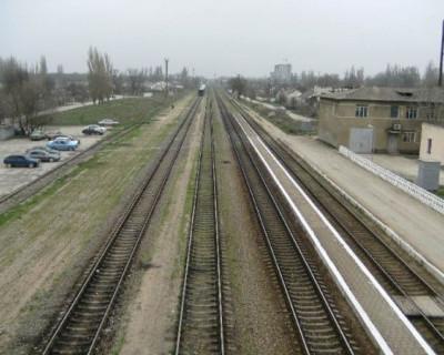 В Крыму парень попал под поезд