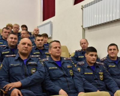Спасатели Севастополя подвели итоги работы в октябре