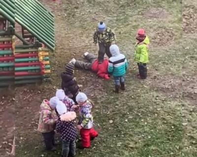 В Ярославле уволена воспитательница детсада, которая допустила избиение ребенка
