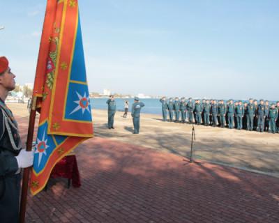 Севастопольские спасатели участвовали в разминировании теплохода