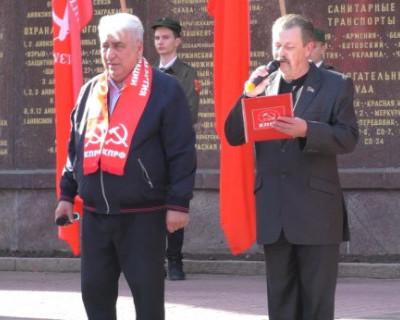Как прошло 7 ноября в Севастополе