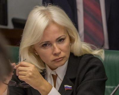 Ольга Ковитиди купила билет на первый поезд из Москвы в Симферополь