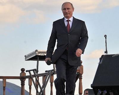 В Крыму и Чечне Путину доверяют больше всего