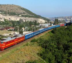 Билеты на крымские поезда пользуются спросом