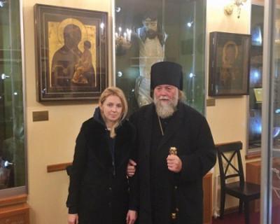 Кто стал новым духовником депутата Госдумы Натальи Поклонской?