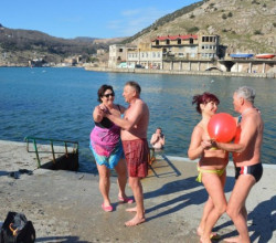 Севастопольские моржи откроют новый сезон