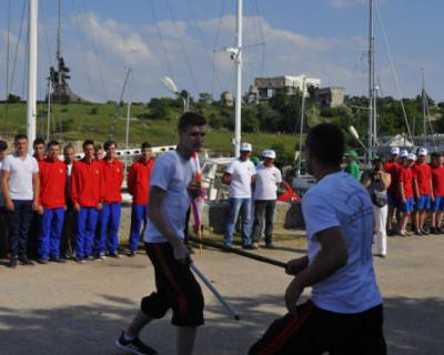 В Севастополе состоялся отборочный тур по комбатан-арнис