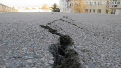 Рухнувшую в Севастополе парковку не трогают! Ждут трагедии? (ФОТО, ВИДЕО)