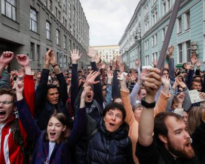 Россияне не готовы к революции и за Навальным не пойдут