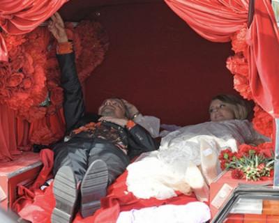 Собчак сказала, почему на её свадьбе не было трупа
