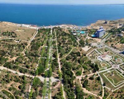 В Севастополе благоустроят набережную парка Победы. Но только наполовину