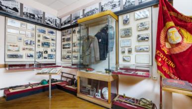 Музей военных строителей в Севастополе