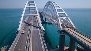Киев обещает ответить на запуск поездов по Крымскому мосту
