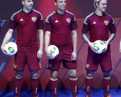Скандал вокруг новой формы российской сборной по футболу