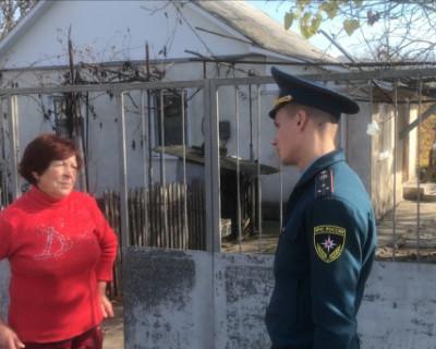 В Севастополе продолжается операция «Печное отопление»