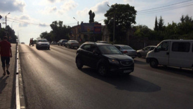 В Севастополе продолжается реконструкция дорог