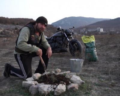 На горе Гасфорта в Севастополе начал расти «Русский лес» (ВИДЕО)