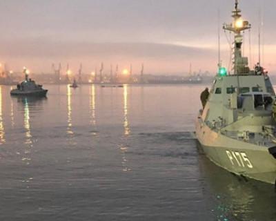 Россия вернет Украине арестованные в Крыму корабли