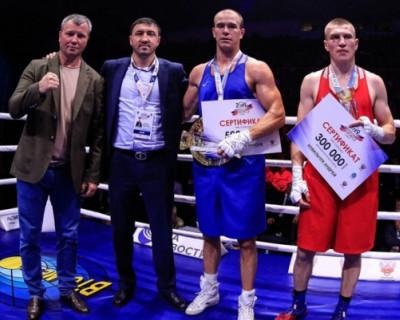 Севастопольский боксер стал чемпионом России
