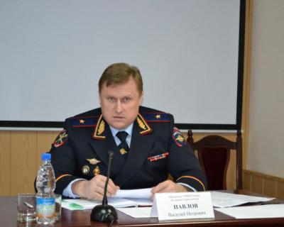 Начальник УМВД в Севастополе Василий Павлов сменил место службы