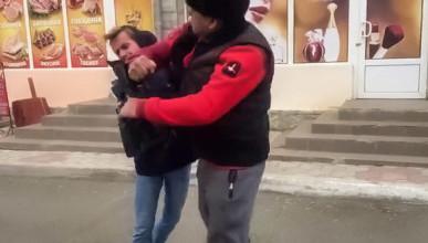 В Евпатории напали на журналистов