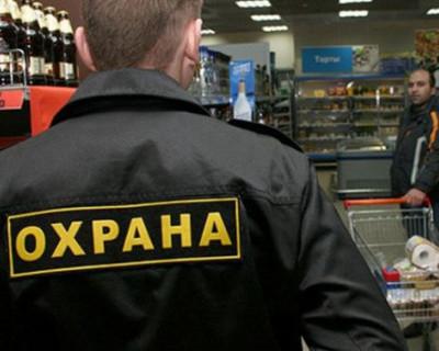Каждый 6-7-й трудоспособный мужчина в России – силовик или охранник