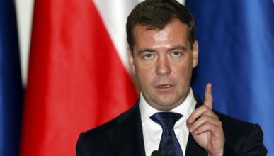 Медведев призвал отказаться от долевого строительства