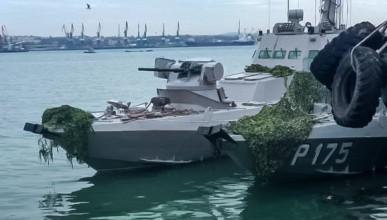 На Украине обвинили Россию в воровстве унитазов с украинских кораблей
