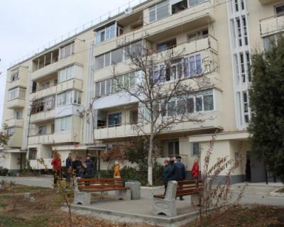 В Севастополе завершен капитальный ремонт тысячного дома по программе капремонта