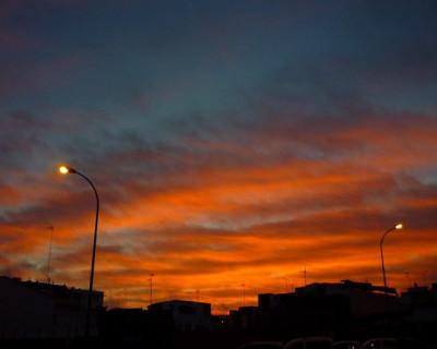 Временное отключение уличного освещения в Севастополе до 15 декабря