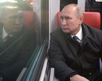 «Почему Путин грустный?»