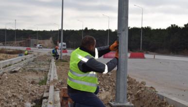 Реконструкция Камышового шоссе