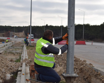 В Севастополе возобновлена реконструкция Камышового шоссе