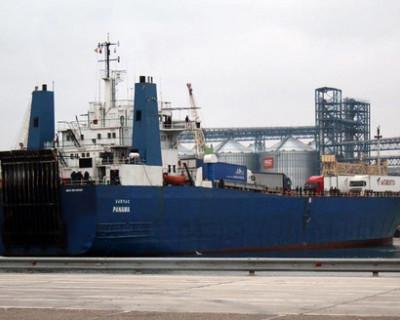 Крым и Турция стали дружить грузовыми паромами