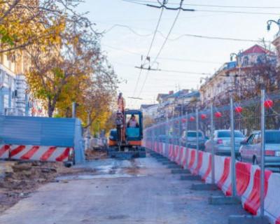Предприниматели Севастополя несут колоссальные убытки из-за реконструкции Большой Морской