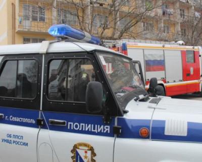 В Севастополе сотрудники полиции задержали пьяного водителя