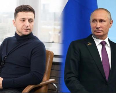 Путин и Зеленский встретятся в Париже