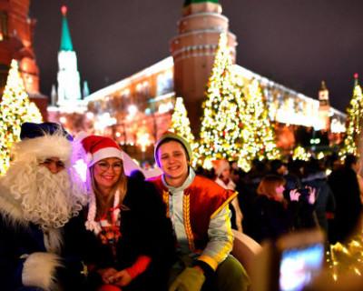 Россияне отработают два дня в первую рабочую неделю 2020 года