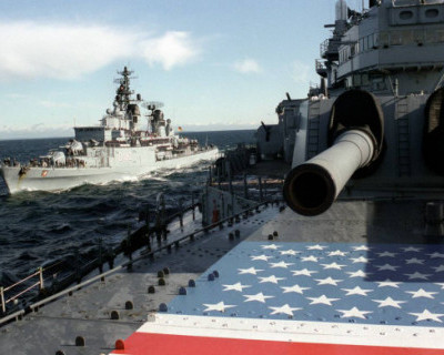 США пытаются усилиться в Черном море