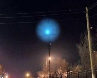 Пол-России напугало НЛО (ФОТО, ВИДЕО)