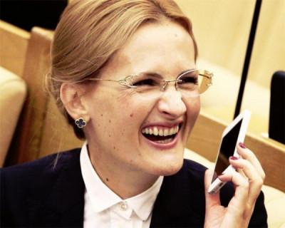 Вице-спикер Госдумы Ирина Яровая предложила вести в школе уроки любви к родному краю